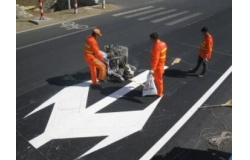 铜陵道路划线的前期准备与设计规划要点
