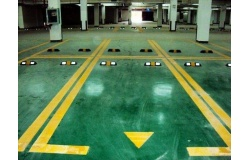 铜陵停车场车位划线怎么操作的?